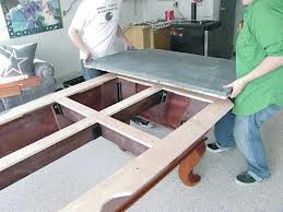 Pool table moves in Grand Junction Colorado